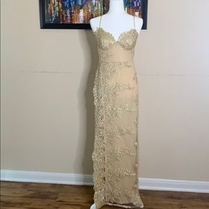 NWOT Long gown